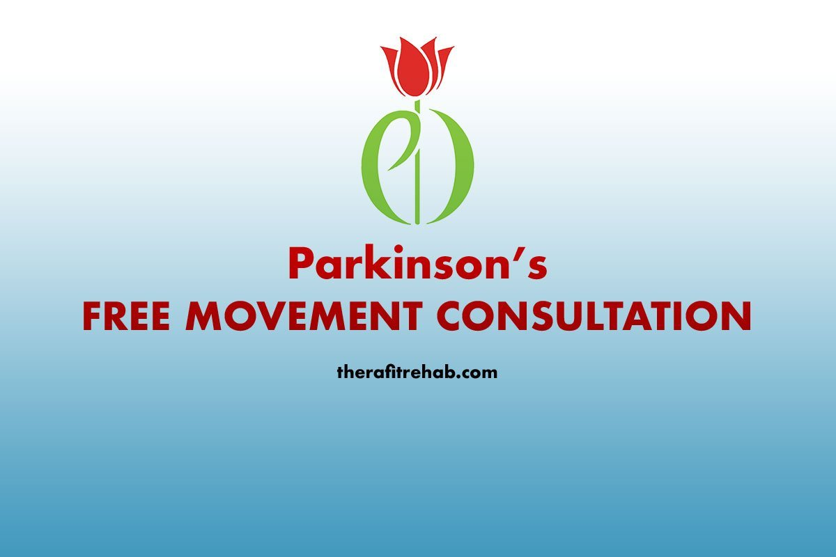 Therafit Rehab Hosts Parkinson's Patients for Free Movement Consultations